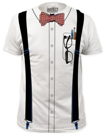 Nerd Costume Tee (slim fit)