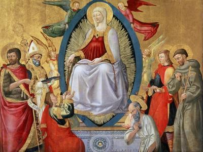 The Assumption of the Blessed Virgin Mary, 1464-1465