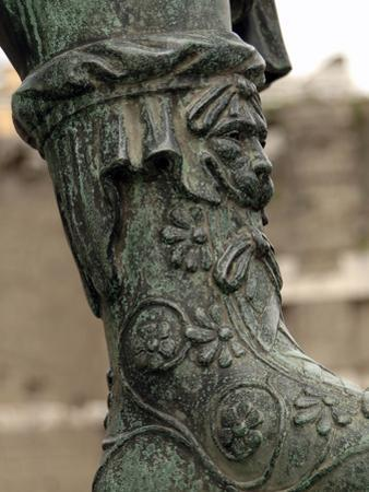 Nerva (30-98), Roman Emperor (96-98), Bronze Statue