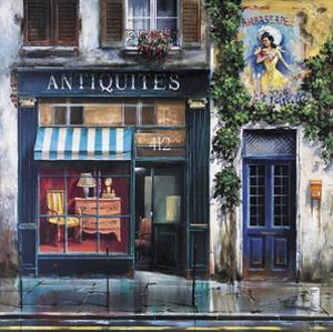Antiquites by Nestor