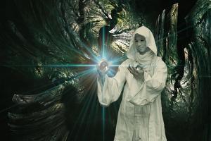 White Wizard by Netfalls