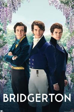 Netflix Bridgerton - Gentlemen