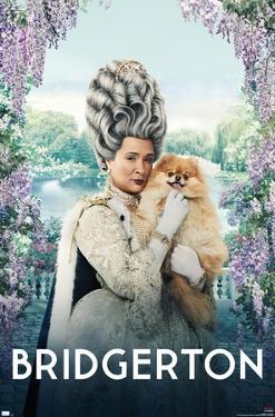 Netflix Bridgerton - Queen Charlotte