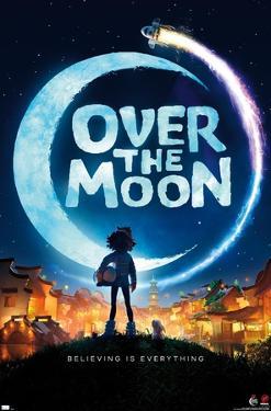 Netflix Over The Moon - CG