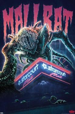 Netflix Stranger Things 3 - Mallrat