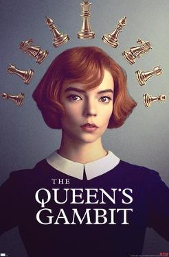 Netflix The Queen's Gambit - Chess