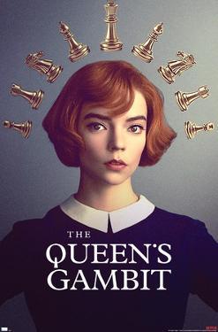 Netflix The Queen's Gambit - Chess