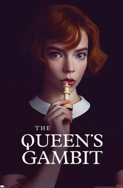 Netflix The Queen's Gambit - Piece