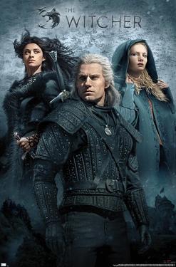 Netflix The Witcher - Key Art