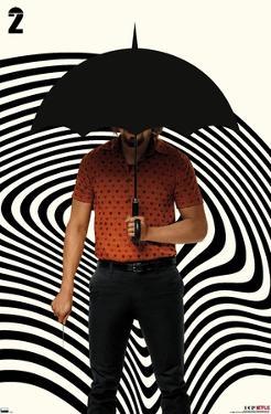 Netflix Umbrella Academy - Diego