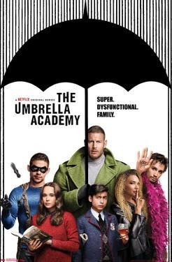 Netflix Umbrella Academy - Group