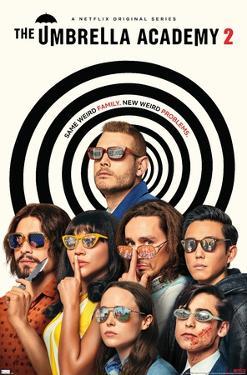 Netflix Umbrella Academy - Season 2 One Sheet