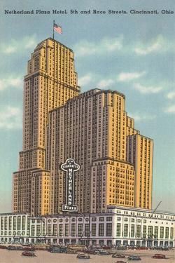 Netherland Plaza Hotel, Cincinnati