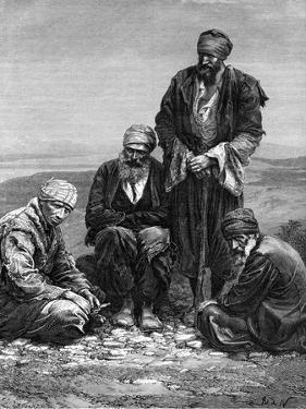 Jews of Babylon, 19th Century by Neuville