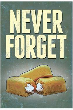 Never Forget Snack Cakes
