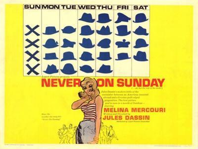 Never on Sunday, 1960