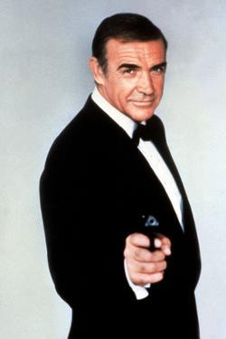 Never Say Never Again, Sean Connery, 1983