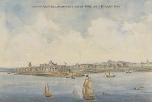 New Amsterdam, C. 1660