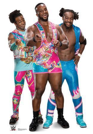 New Day - Big E, Kofi and Xavier - WWE