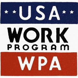 New Deal: Wpa