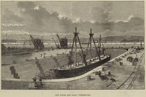 New Docks and Basin, Portsmouth