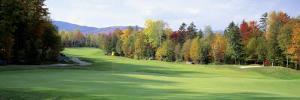 New England Golf Course New England, USA