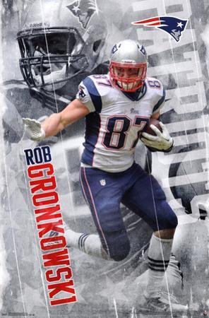 New England Patriots - R Gronkowski 14