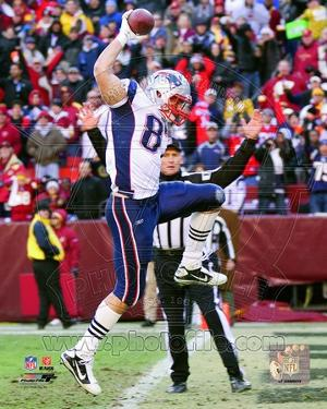 New England Patriots - Rob Gronkowski Photo