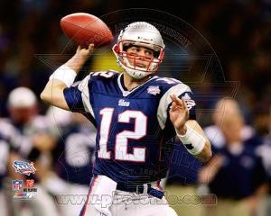 New England Patriots - Tom Brady Photo