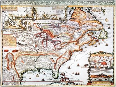 New France, 1719