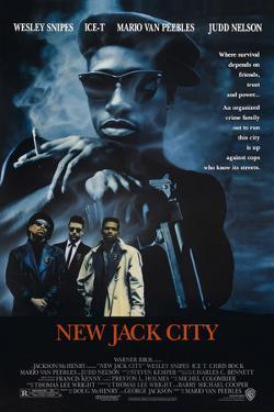 New Jack City [1991], directed by MARIO VAN PEEBLES.
