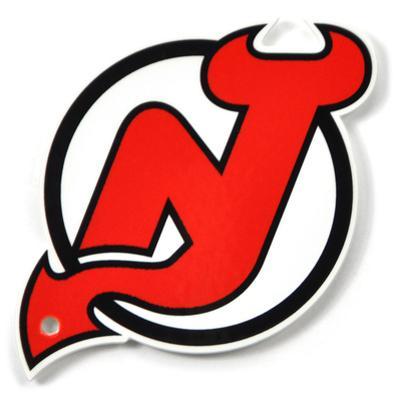 New Jersey Devils Steel Magnet