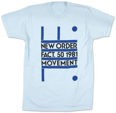New Order - Fact. 50 1981 Movement
