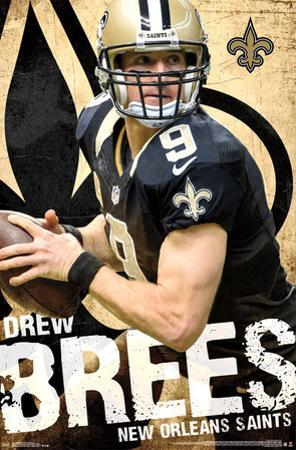 New Orleans Saints- Drew Brees 2015