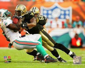 New Orleans Saints - Jonathan Vilma Photo