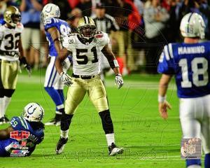 New Orleans Saints - Jonathan Vilma Photo