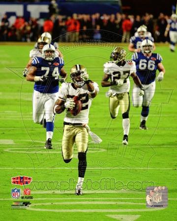 New Orleans Saints - Tracy Porter Photo