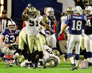 New Orleans Saints - Will Smith Photo