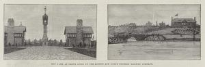 New Park at Crewe Given by the London and North-Western Railway Company