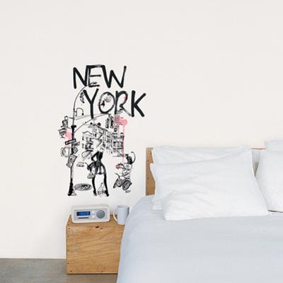 New York (Burfitt)