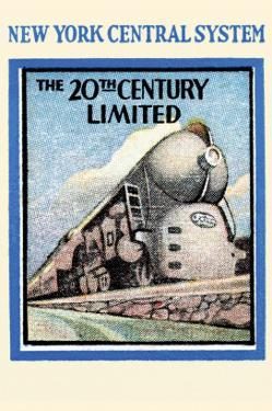 New York Central System - the 20th Century Limited