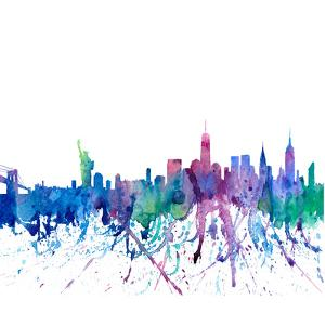 New York City 2 by M Bleichner