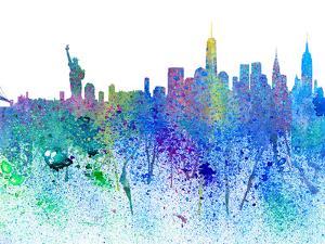 New York City 3 by M Bleichner