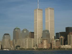 New York City and the World Trade Center