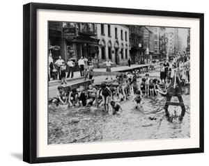 New York City Heatwave, c.1936