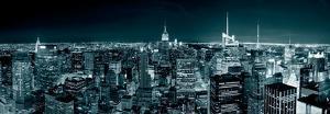 New York City - Manhattan - Skyline at Night