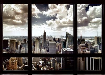 New York City Window