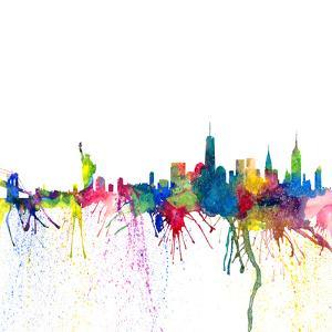 New York City by M Bleichner