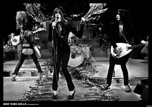 New York Dolls – Hilversum, Holland 1973