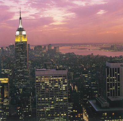 New York : Empire State Building